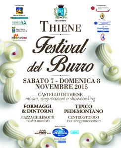 locandina del Festival Burro lr