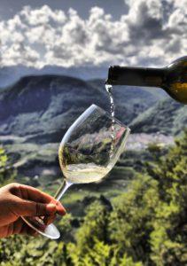 Müller Thurgau: vino di montagna